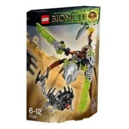 фото Фигурка сборная LEGO «Тотемное животное Камня: Кетар»