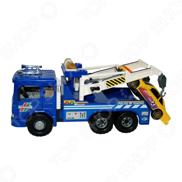 Машинка игрушечная Daesung MAX эвакуатор