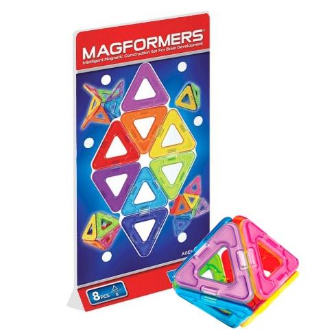 Magformers  Конструктор магнитный «Треугольники 8»