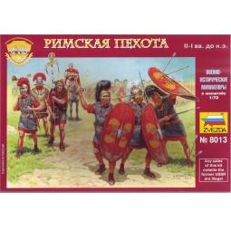 фото Миниатюра Звезда «Римская пехота»