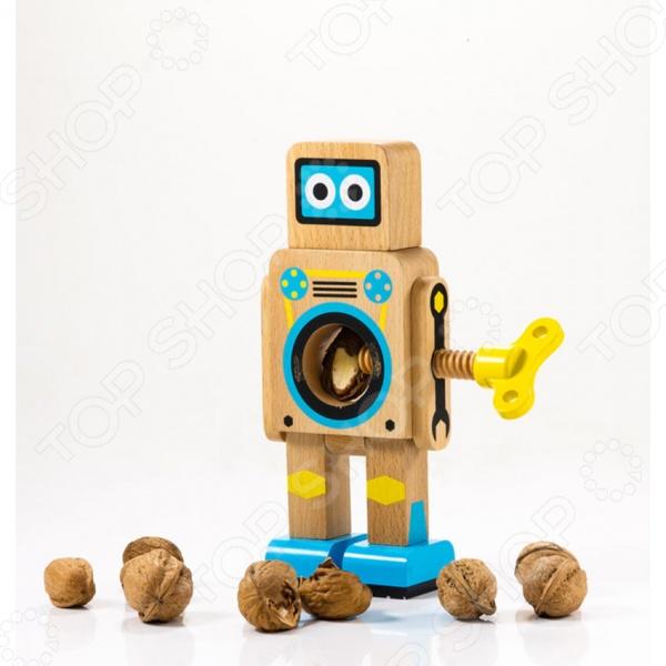 Орехокол мини Suck UK Robot