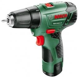 Купить Дрель-шуруповерт аккумуляторная Bosch PSR 10,8-2 (без аккумулятора и зарядного устройства)