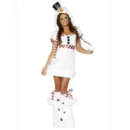 Купить Костюм новогодний Le Frivole «Снеговик»