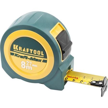Купить Рулетка Kraftool 34127-08-27