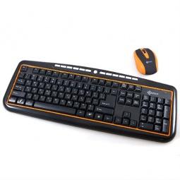 фото Набор беспроводной клавиатура и мышь Kreolz WMKM 21