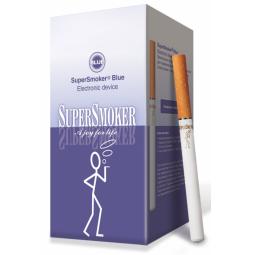 Купить Электронная сигарета SuperSmoker Комплект «SuperSmoker Blue New»