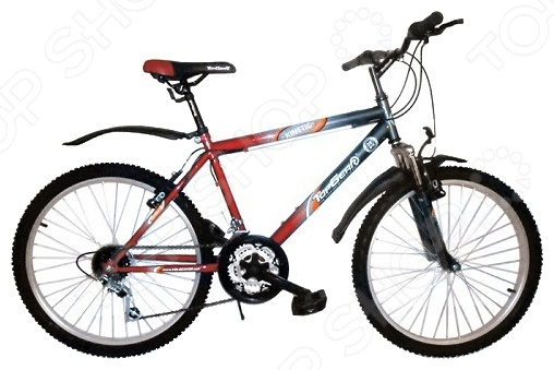 Велосипед детский Top Gear Kinetic ВН24029 Top Gear - артикул: 518056