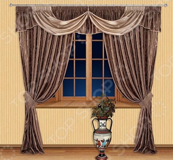 Комплект штор Злата Корунка 55511 крестильная икона злата могленская купить