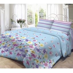 фото Комплект постельного белья Нежность «Аделия». 1,5-спальный. Размер наволочки: 70х70 см — 2 шт
