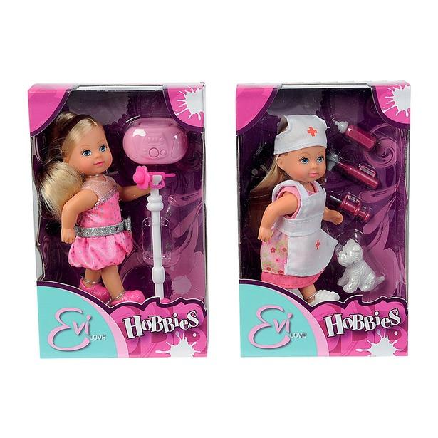 фото Набор игровой с куклой Simba 5733120. В ассортименте