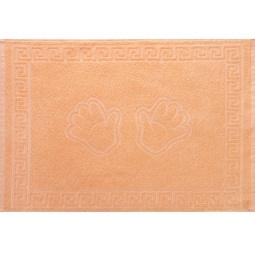 фото Полотенце махровое Asgabat Dokma Toplumy «Ручки». Размер: 50х70 см. Цвет: персиковый