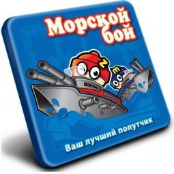 Купить Игра магнитная Mack&Zack «Морской бой»