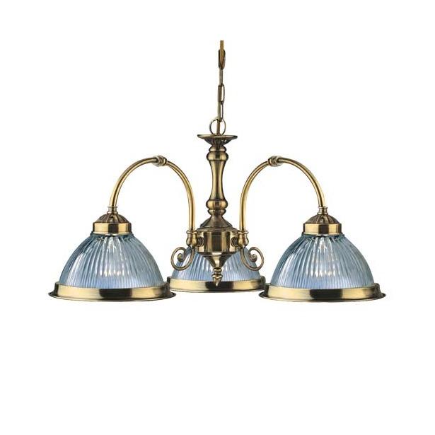фото Люстра подвесная Arte Lamp American Diner A9366LM-3AB