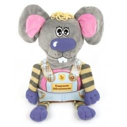 Купить Подушка-игрушка Fluffy Family «Мышь» 681173