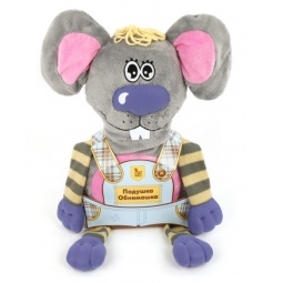 фото Подушка-игрушка Fluffy Family «Мышь» 681173