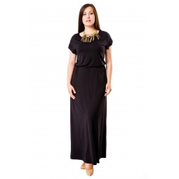 фото Платье Mondigo 27042. Цвет: черный. Размер одежды: 50