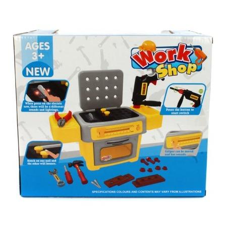 Купить Игровой набор для мальчика Shantou Gepai «Юный мастер»