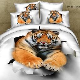 фото Комплект постельного белья с эффектом 3D Buenas Noches Jump. 2-спальный