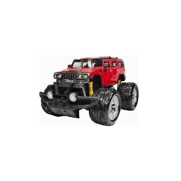 фото Автомобиль с аккумулятором на радиоуправлении 1:16 KidzTech Hummer H2