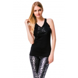 фото Туника Mondigo 9901. Цвет: черный. Размер одежды: 42