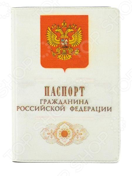 Визитница Mitya Veselkov «Гражданин РФ» аксессуар