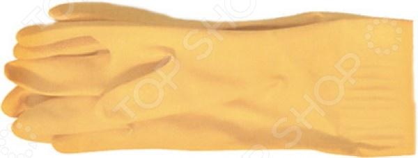 Перчатки хозяйственные усиленные China Lotus незаменимый аксессуар в процессе проведения различных видов домашних работ, предохраняющий ваши руки от воздействия моющих и прочих средств бытовой химии. Изделие имеет внутреннее напыление, обеспечивающее комфорт в использовании.