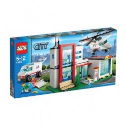 фото Конструктор LEGO Спасательный вертолет 4429