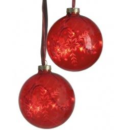 фото Гирлянда из двух шаров Star Trading 458-05 Vesta Duo