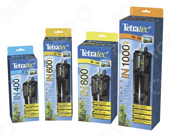 Фильтр внутренний для аквариума Tetra plus фильтр tetra внутренний tetratec easy crystal box 600 50 150л