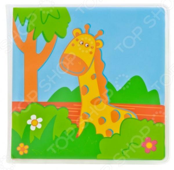 фото Книжка для ванной Мир детства «Путешествие в джунглях», Игрушки для ванной