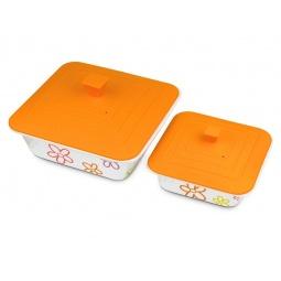 фото Набор форм для выпечки Oursson BW2505SC. Цвет: оранжевый