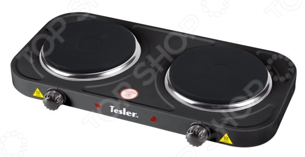 Плита настольная Tesler PE-23 электрическая плитка tesler pe 10 white pe 10 white