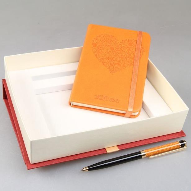 фото Набор: записная книжка и ручка Venuse 77003
