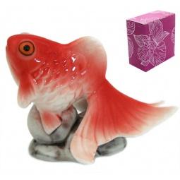 фото Фигурка декоративная Elan Gallery «Золотая рыбка»