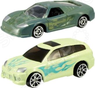 Машинка игрушечная Набор машинок игрушечных Autotime WATER TUNING-2