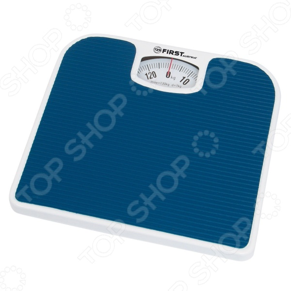 Весы First 8020