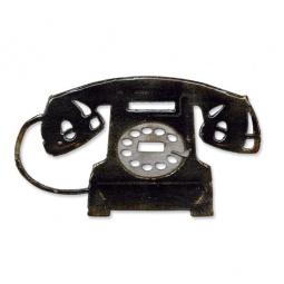 фото Форма для вырубки Sizzix Bigz Die Телефон