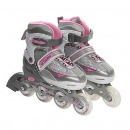фото Детские роликовые коньки ATEMI AJIS-01. Размер: 27-30