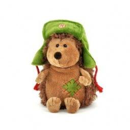 фото Мягкая игрушка для ребенка Orange «Ежик Колюнчик в ушанке»
