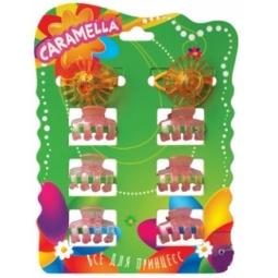 фото Набор резиночек и заколок для волос Росмэн IMG2122 Caramella