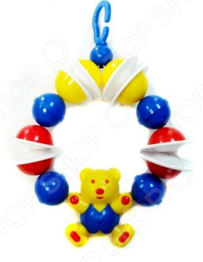 Игрушка подвесная Аэлита «Солнечный мишка» солнечный колектор в полтаве