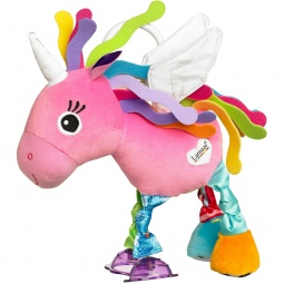 фото Погремушка-шуршалка мягкая Tomy «Лошадка Тилли»