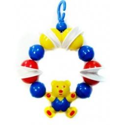 фото Игрушка подвесная Аэлита «Солнечный мишка»