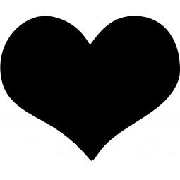 фото Набор: доска для заметок меловая и маркер Securit «Сердце»