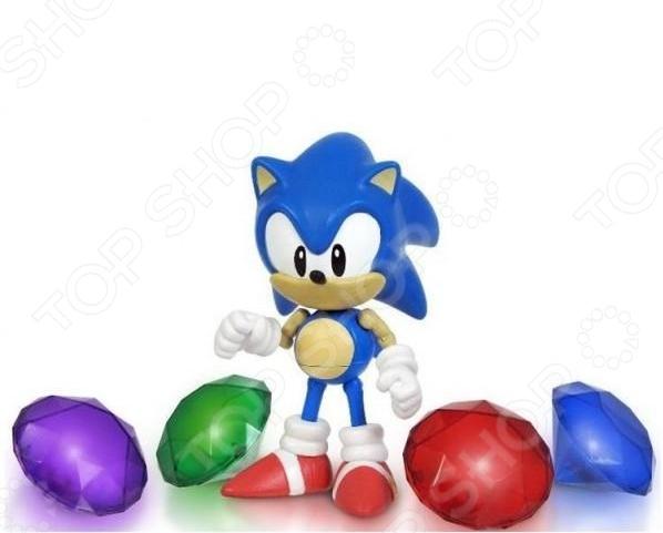 Игровой набор Sonic «Соник и 4 кристалла»