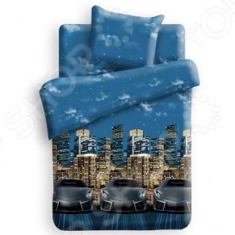 Детский комплект постельного белья 4You Стритрейсинг