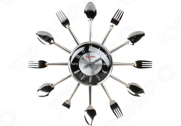 Часы настенные POMIDORO «Вилки-ложки»