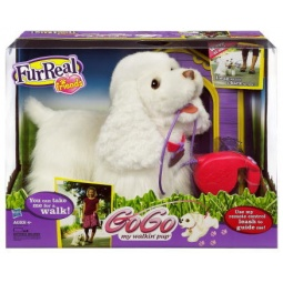 фото Мягкая игрушка интерактивная детская FurRealFrends Щенок ходячий 50658. В ассортименте