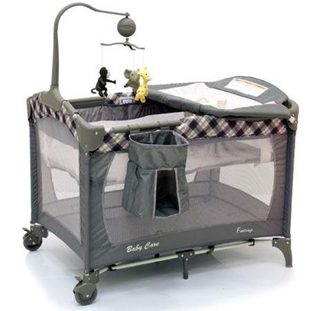 Купить Манеж-кровать Baby Care Fantasy