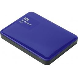 фото Внешний жесткий диск Western Digital My Passport Ultra 1Tb. Цвет: синий